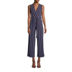 Beautiful Lord & Taylor V Neckline Jumpsuit
